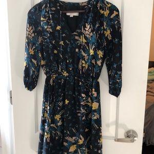 Petite LOFT dress